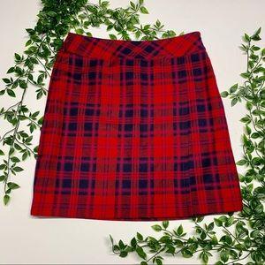 Talbots NWT Plaid Skirt (10)
